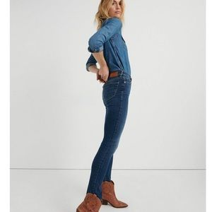 NWT Lucky Brand Hayden Skinny Jeans